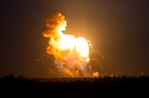 Orbital Sciences Antares Launch
